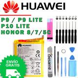 Huawei P9 - Batería Calidad Original: Hb366481ecw