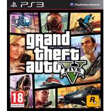 Grand Theft Auto Gta V Ps3 - Juego Fisico - Prophone