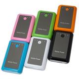 Bateria Externa Dual Usb 8400mah Varios Colores