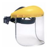 Casquete/ Careta Protector Facial Mascara /ferroconstru