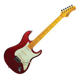 Guitarra Electrica Woodstock (envio Gratis) Tg530mr Tagima