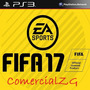 Fifa 17 Ps3 Digital - Pase En Linea Incluido - Cuenta Rut segunda mano  Santiago