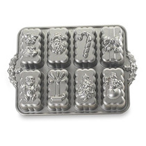 Nordic Ware Pro-cast Holiday Pan Mini Loaves