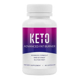Keto Advanced Fat Burner 1 Frasco