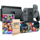 Nintendo Switch + Mario Kart 8 Pack  // Garantía 12 Meses