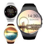 Reloj Hombre Inteligente Smartwatch Kw18 Android Ios Ml2977