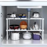 Organizador Estantes De Cocina Bajo Lavaplatos Ajustable