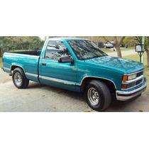 Libro De Taller Chevrolet Silverado, 1988-1999, Envio Gratis