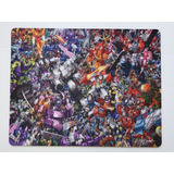 Mouse Pad Personalizado Pc Notebook Transformers