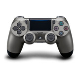 Control Dualshock 4 Ps4 Steel Black