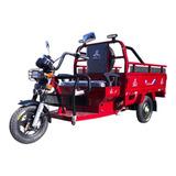 Triciclo Moto Electrica Carga 600k Jili 4 Homologado Torito