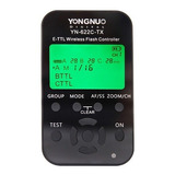 Trigger Yongnuo Yn-622c-tx E-ttl Para Canon Factura Boleta