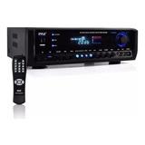 Receiver Amplificador Pyle Audio Pt390btu, Usb, Bluetooth