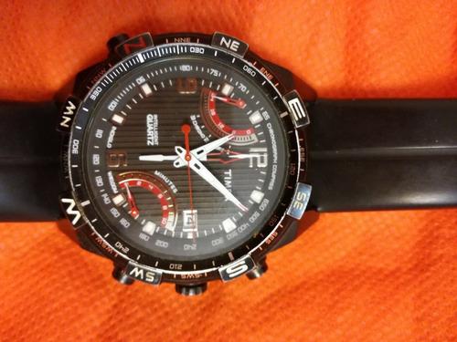 5c69c453fae2 Reloj Timex Modelo 1854 Negro