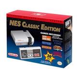 Mini Nes Classic Edition   Nueva   Sellada - Sniper Game
