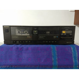 Deck Technics Rs-t16 Doble Cassete Made In Japan