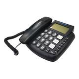 Teléfono Fijo Alambrico Senior Manos Libres 71024 /fernapet