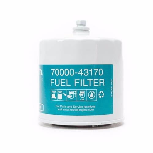 Filtro Combustible Kubota 70000-43170  Motorman