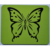 Mouse Pad Personalizado Pc Notebook Gamer Mariposa