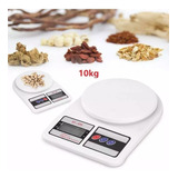 Balanza Pesa Digital Para Cocina Comercio 0 A 10kg / 227003