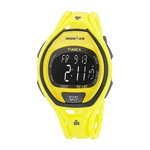 9520839a2280 Timex Ironman Sleek Reloj De Tamaño Grande De 50 Vueltas