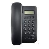 Telefono Fijo Alambrico Sobremesa Visor Registro