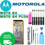 Motorola Moto G4 Plus / Moto G4 - Batería Original: Ga40