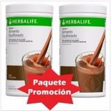 Promo Batido Herbalife 2 +envio Gratis+todos Los Sabores
