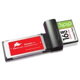 Tarjeta Adaptador Expresscard A Compact Flash  Cf