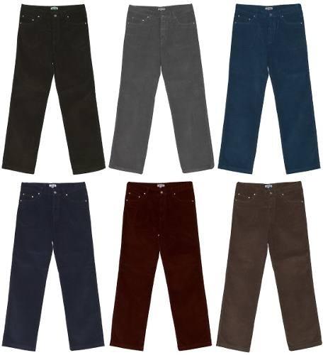 7e4ad9b59c550 Pantalon Kotting Cotele Niño Colores Talla 12 Y 14