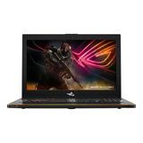 Notebook Gamer Asus Rog Zephyrus I7 16gb 1tb+256ssd Gtx1070