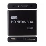 Reproductor Multimedia Full Hd Hdmi Sd Mkv Usb Rmvb 1080p