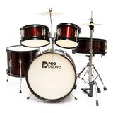 Batería Junior Pro Drums Prd03-wr