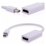 Cable Adaptador Mini Display Port A Hdmi Para Mac Thunderbol