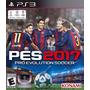 Pes Pro Evolution Soccer 2017 Ps3 Digital Con Pase Online segunda mano  Santiago