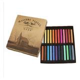 Lapices Pastel Seco 24 Colores Marie´s