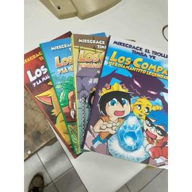 Saga Los Compas (completa) 4 Títulos, Colección Los Compas