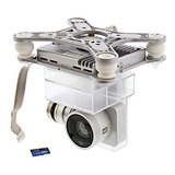 Dji Phantom 3 Advanced Adv Drone - Nueva Cámara 2.7k,
