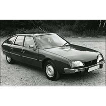 Libro De Taller Citroën Cx 1974-1993, Envío Gratis
