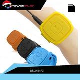 Reloj Mp3 Deportivo Lector De Tarjeta Micro Sd Power Play