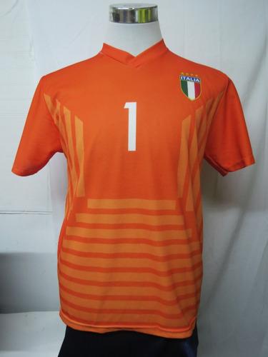 Camiseta Selección Italia Talla S Arquero Buffon 9ee4533f76ebb