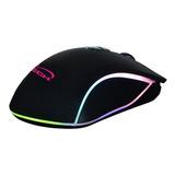 Mouse Gamer Pro4800dpi Stratos Njoytech Rgb Programable Usb