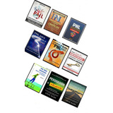 Pack  9 Libros Pnl Programacion