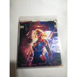Capitana Marvel Bd25 Coleccion Ucm Latino
