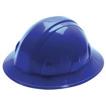 Casco De Seguridad Ala Completa Suspensión 6 Pts Erb Safety