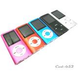 Mp4 Tipo iPod Humej 1 Pantalla Con Audifonos