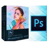 Photo-shop Cc 2.018 Video-tutorial Guia / Windows