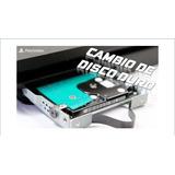 Cambio De Disco Duro De 1tb Para Ps4 - Ps3 - Xbox One
