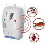 Repelente Ratones Insectos Hogar Ultra Sonido