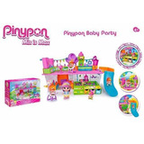 Pinypon Play Set Baby Party Pp3640